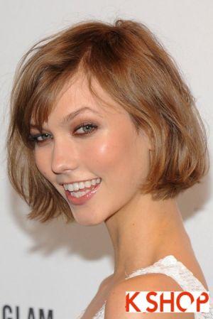 Những kiểu tóc ngắn Bob cho nàng trẻ trung lôi cuốn