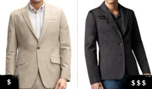 Phối áo khoác nam vest Blazer cho chàng thêm sang trọng