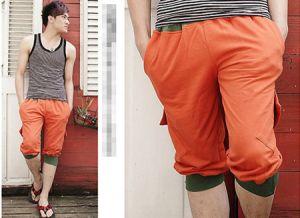 Phối áo thun nam ba lỗ với quần baggy xu hướng Sài Thành 2016