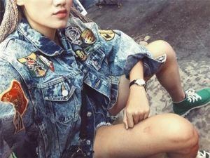 """Sốt rần rần với trào lưu thời trang mới dành cho các tín đồ của """"jean"""""""