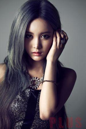 Tóc nhuộm màu xanh rêu của các sao Hàn Quốc