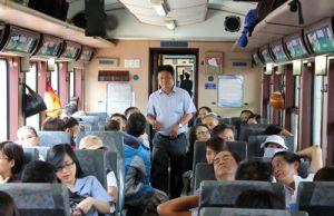 Tour du lịch bằng tàu lửa khám phá ngoại ô Sài Gòn