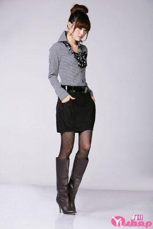 Váy đầm liền thân dáng ngắn đẹp xu hướng thời trang công sở phong cách