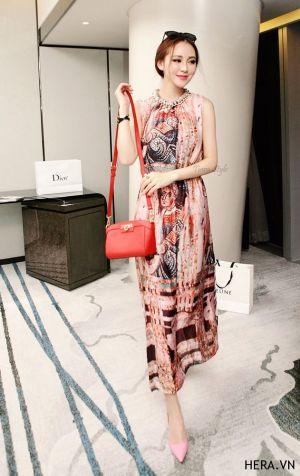 Váy đầm maxi giúp nàng tỏa sáng trong mùa thời trang