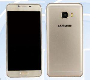 Galaxy C5 smartphone vỏ kim loại mới của Samsung