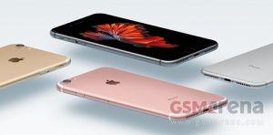 iPhone 7 sắc nét với bốn màu