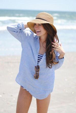 Những tuyệt chiêu để phái đẹp ngụy trang an toàn với bikini