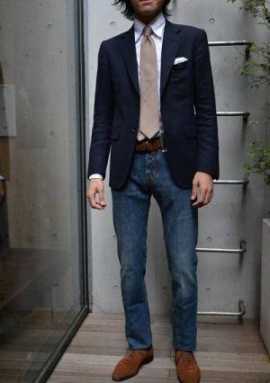 Hướng dẫn chọn mua và bảo quản quần jeans nam