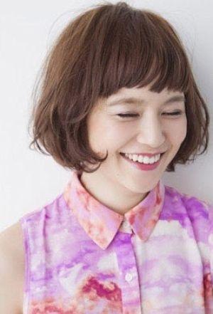 Những kiểu tóc ngắn cho bạn gái dễ thương cá tính 2016