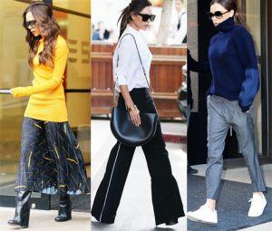 Victoria Beckham mặc đồ đi làm cực độc