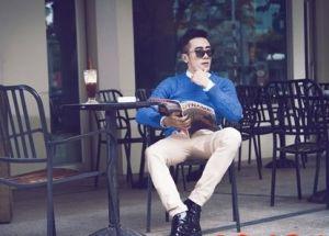 Áo len nam ohong cách Hàn cho chàng cuốn hút xuống phố