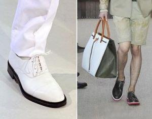 Những xu hướng giày nam nổi bật khiến chàng 'phát cuồng'