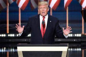 Vest trăm triệu của Donald Trump
