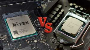 Intel lại choảng nhau với AMD để giành tiền game thủ