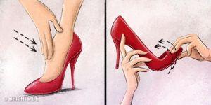 Mẹo chọn giày vừa đẹp lại không đau chân