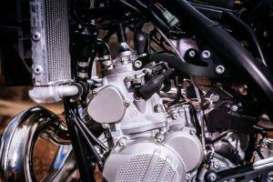 Phun xăng điện tử cho động cơ 2 thì?