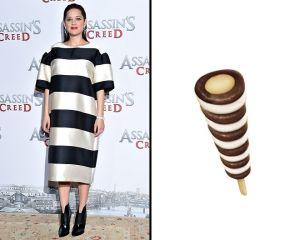Những phát minh thời trang giống cây kem, cái bánh