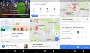 Cho phép cập nhật lối đi dành cho người khuyết tật trên Google Map