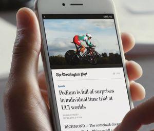 Đọc báo trên Facebook có thể bị tính phí ?