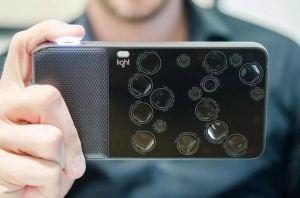 Máy ảnh có độ phân giải siêu khủng với 16 Camera