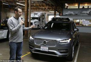 Google chi 1,1 tỷ Đô la Mỹ phát triển công nghệ xe hơi tự lái