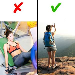 Những thói quen tốt giúp giảm cân hiệu quả