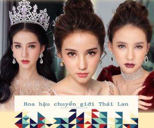 Thần tiên tỉ tỉ Thái Lan đấu cùng Hương Giang idol