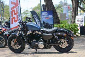 Harley-Davidson Forty-Eight phiên bản đặc biệt
