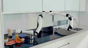 Robot biết nấu ăn sẽ thay thế con người trong tương lai
