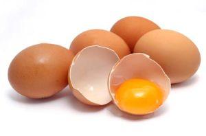 1 quả trứng gà - 3 cách tăng cân nhanh chóng không cần dùng thuốc