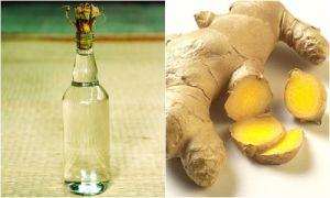Bạn đã thử làm bình rượu gừng để trong nhà và cảm nhận hết sự diệu kỳ của nó chưa?