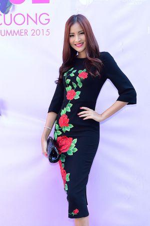 Hoa hậu Hoàn vũ Thái Lan lần thứ 5 sang Việt Nam