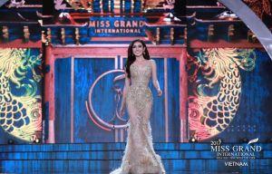 Huyền My có tên chính thức trong Top 32 của Miss Grand Slam