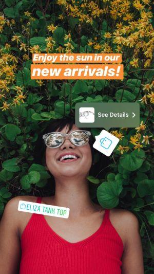 Bạn đã có thể mua hàng hiệu trên Instagram Stories dễ dàng