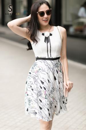BST mới của Sohee do Tú Anh làm 'nàng thơ'