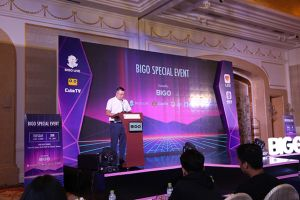 Công ty mobile interne BIGO giới thiệu ứng dụng Cube TV