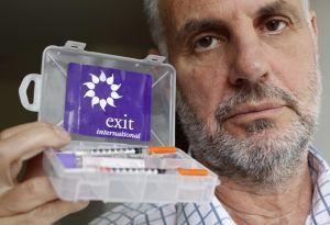 Một bác sĩ người Úc thiết kế ra cỗ máy... giết người
