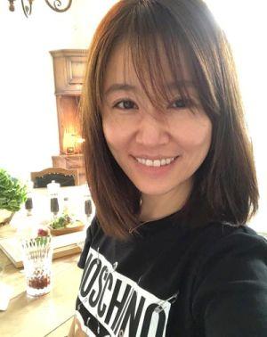 Người đẹp 42 tuổi Lâm Tâm Như khoe mặt mộc