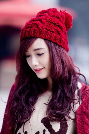 Những màu tóc hot nhất mùa đông