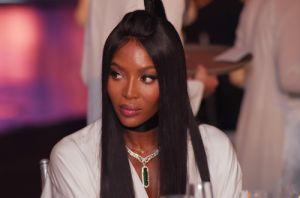 Siêu mẫu thế giới Naomi Campbell chọn trang sức Cao Fine Jewellery đi sự kiện