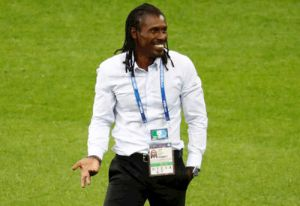 Trong mùa WorrlHuấn luyện viên Senegal chinh phục fan nữ Nga