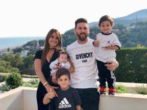 BST thời trang đậm chất thể thao của các quý tử nhà Messi
