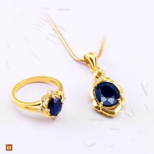 Dòng trang sức nạm kim cương đến từ Bảo Tín Minh Châu
