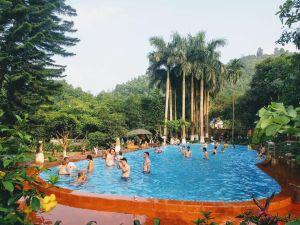 Ốc đảo nghỉ dưỡng ngay gần Hà Nội quá đẹp