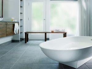 Các thiết bị nhà tắm có hàng loạt tính năng mới