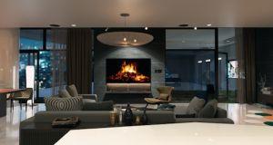 Khi phòng khách ấm cúng sẽ giữ lửa cho gia đình hạnh phúc