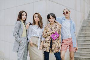 Thí sinh The Face 2018 khoe loạt ảnh street style cực chất
