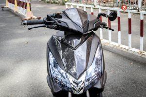 Air Blade Thái lột xác đẹp khó tả của biker Việt