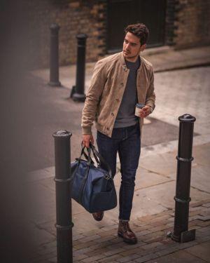 7 cách phối đồ đầy phong trần giúp chàng thêm phần cuốn hút khi dạo phố