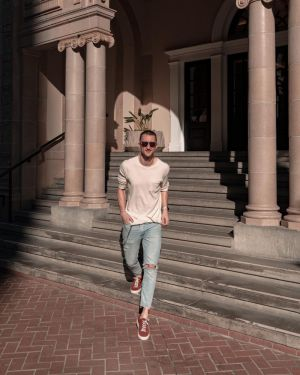 Học Marcel Floruss 6 cách phối đồ dạo phố cực năng động